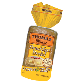 Thomas'® Corn Toasting Bread