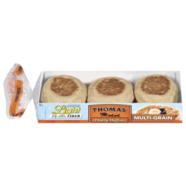 Thomas' ® Light Multi-Grain English Muffins
