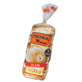 Thomas'® Plain Bagels