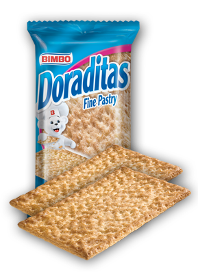 Doraditas - Fine Pastry Nutrition Label