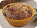 Pecan, Cranberry and Cheese Muffins